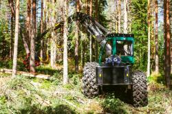Prosilva S6 Forwarder
