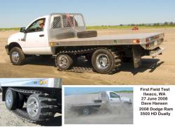 Qt truck with FLEX Trac 2008