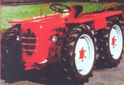 Ravell Tractor
