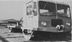 Rolligon vehicle 1964