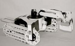 Rotary Walker rescue robot