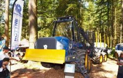 Rottne F20 Forwarder
