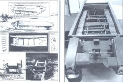 Scale Model of L de Mole