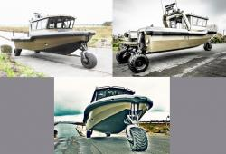 Sealegs amphibious enablement systems AES