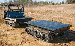 ST 50 tracked utility vehicle