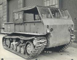 T39 Light Tractor 1945