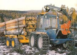 TEG 904 Tractor of Ford