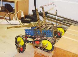 Tracked Vehicle by Meccano 1