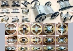 Transformable wheels