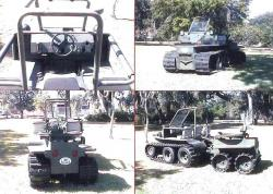 TSG Iguana vehicle