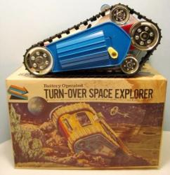 Turn Over Space Explorer toy