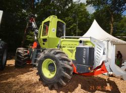 WF-Trac Skidder of Werner
